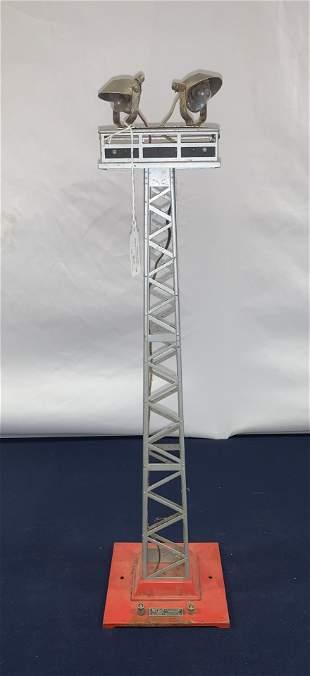 No 92 Flood Light Tower
