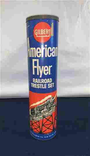 American Flyer Railroad Trestle Set