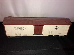 Lionel Milk Car, 36621