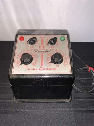 Lionel Trainsmaster Transformer Type V