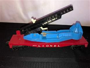 Rocket Launcher, Lionel 6650