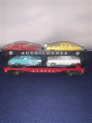 Lionel 6414 Auto Loader