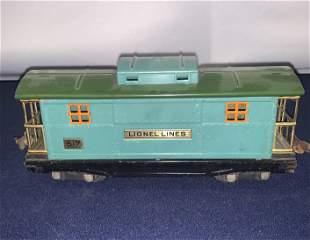 Lionel No817 Car