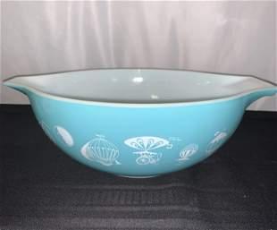Pyrex, Blue, Hot Air Balloon Bowl
