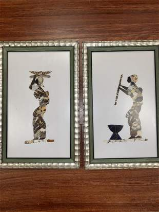 Framed Butterfly Pictures