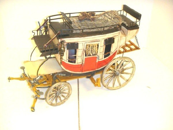 3: Decorative Stage Coach