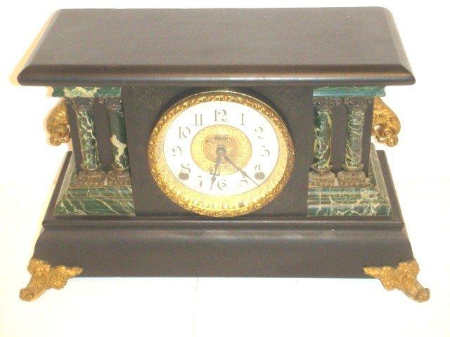 9: Ingrahm mantle clock