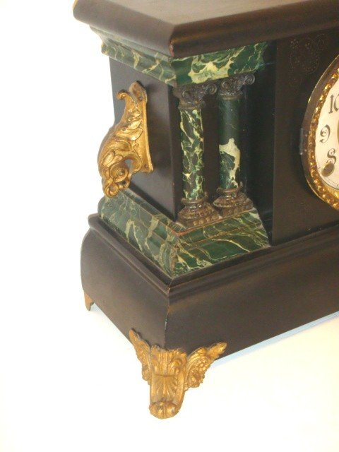 9: Ingrahm mantle clock - 2