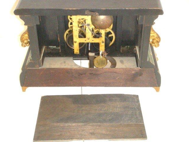 9: Ingrahm mantle clock - 3