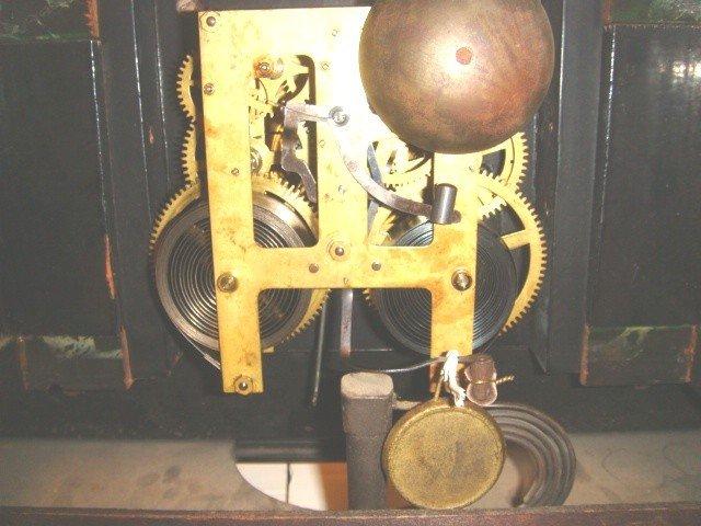 9: Ingrahm mantle clock - 4