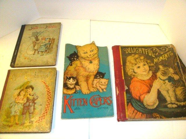 7: Vintage Children's Book Lot