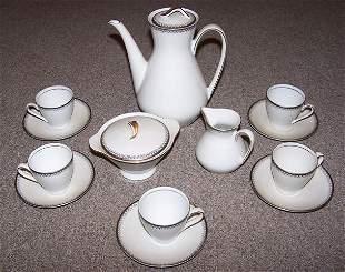 Wintering Bavaria Tea Set