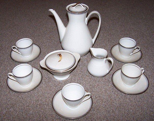 2: Wintering Bavaria Tea Set
