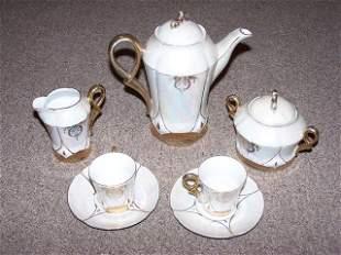 Luster Finish Bavaria Tea set