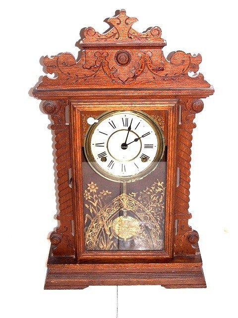 16: Seth Thomas Cottage Clock