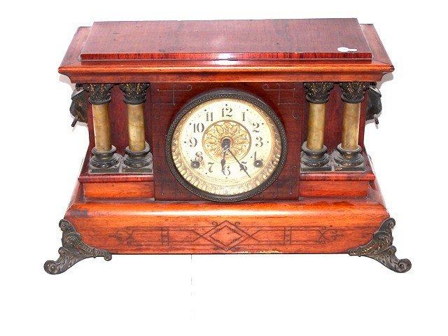 18: Seth Thomas Mantle clock