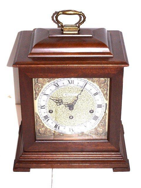 20: Seth Thomas Shelf Clock