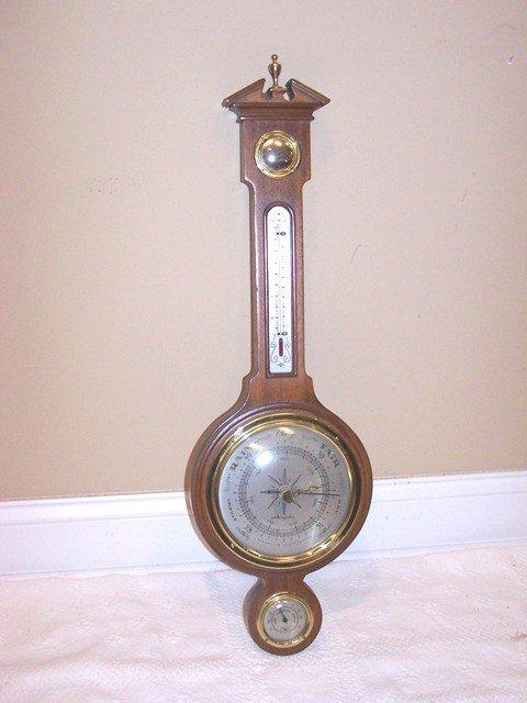 22: Air Guide barometer