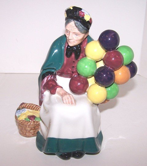 "15: Royal Doulton ""The Old Balloon Seller"""