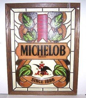 Michelob Advertising Window