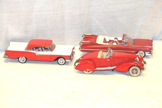 9: Danbury Mint Car Collection