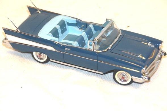 15: 1957 Chevrolet Bel Air- Danbury Mint