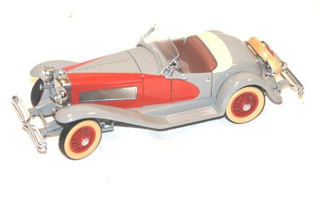20: 1935 Duesenberg SSJ- Danbury Mint
