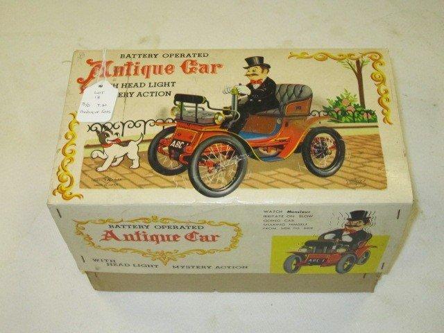 13: TN Battery Opp Antique Car