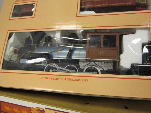 40: Bachman Gold Rush Train Set- G Scale - 3