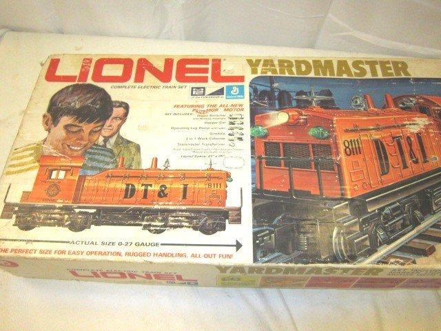 41: Lionel Yard Master Train Set - 2