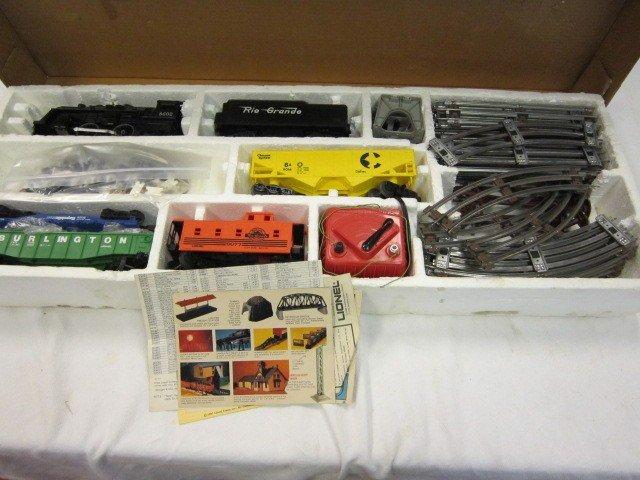 42: Lionel Black River Freight Train Set- 8602 - 2