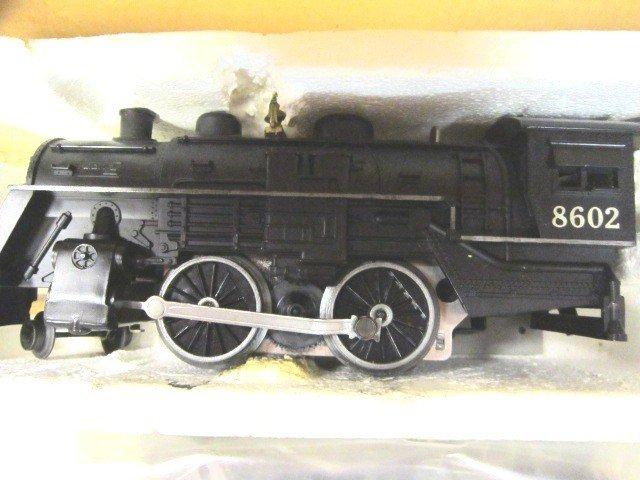 42: Lionel Black River Freight Train Set- 8602 - 3