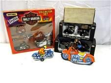 58: Harley Davidson Limited Edition Die Cast Lot