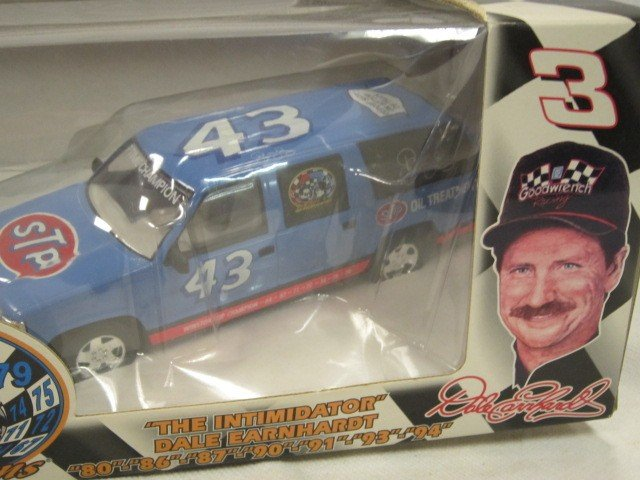 133: Dale Earnhardt and Ricky Bobby Die Cast - 2