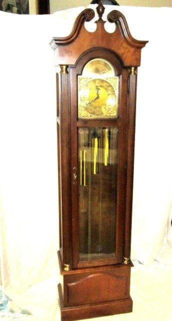 41: Howard Miller Grandfather Clock