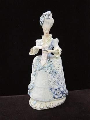 "Cordey's 15"" Woman Figurine"