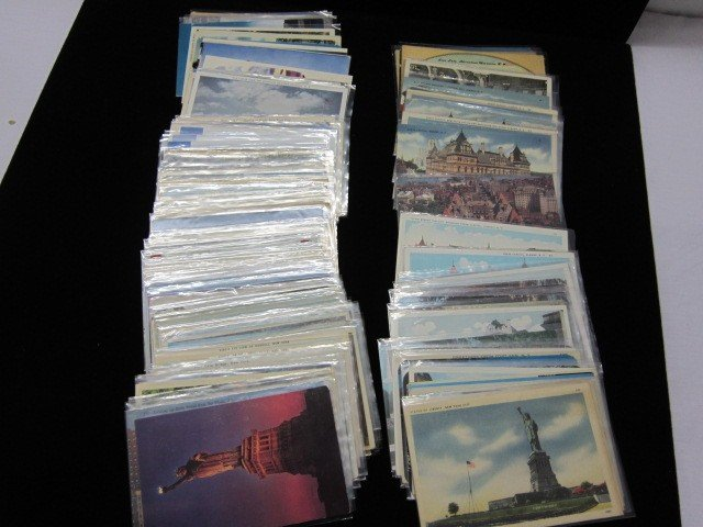 16: Post card lot