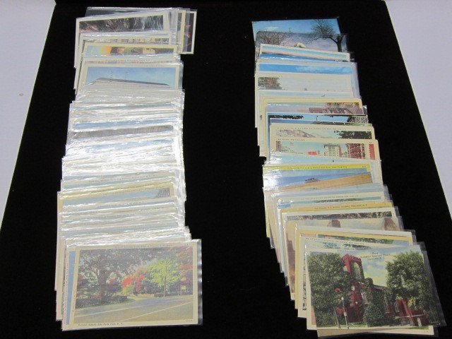 17: Post card lot