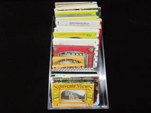 Souvenier cards lot