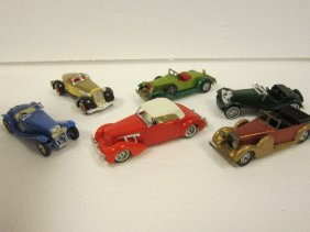 Matchbox Collection 6PC.