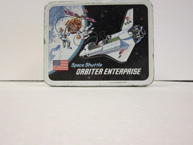 183: Space Shuttle Lunch Box