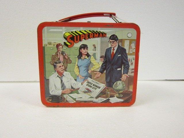 184: Superman Lunch Box