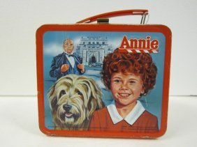 185: Annie Lunch Box