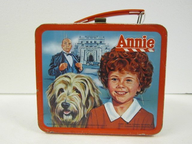 185: Annie Lunch Box