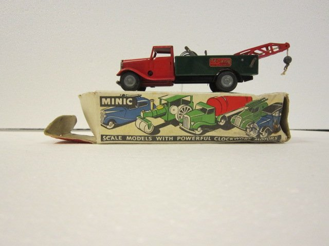 186: Mimic Breakdown Lorry