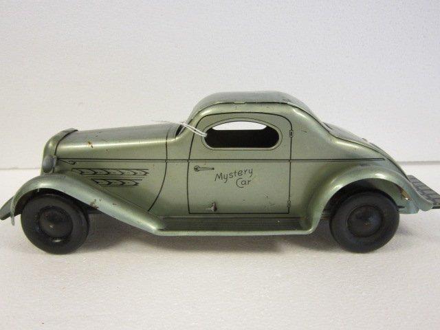 189: Mystery Car