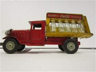 Metalcraft Coca-Cola Truck
