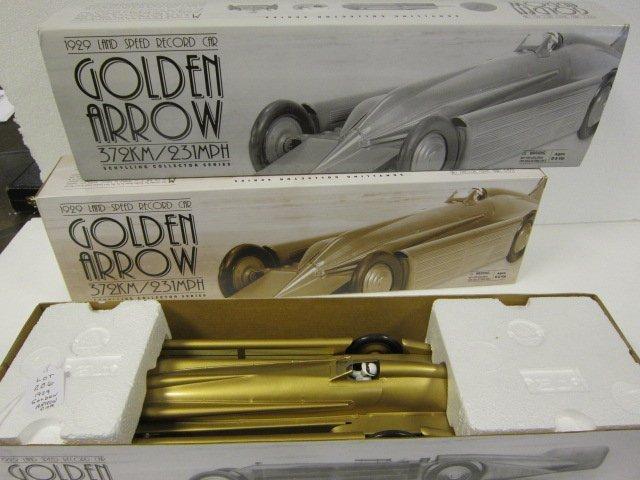 205: Schylling 1929 Golden Arrow race car