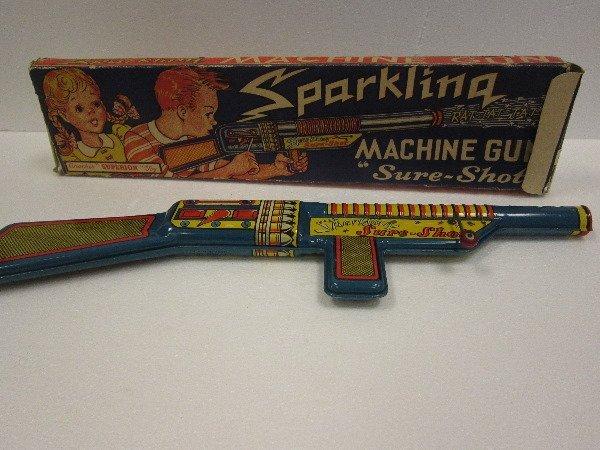 4: Sure Shot Toy Machine Gun