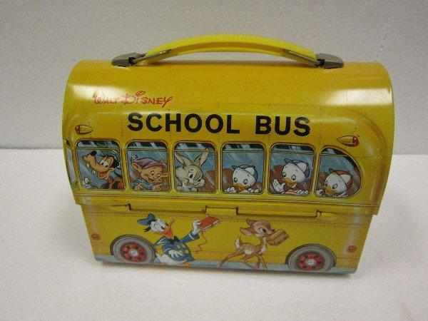 7: Walt Disney Lunch Box